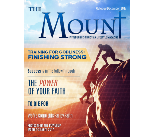 The Mount Magazine - October 2017