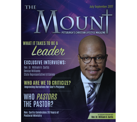 The Mount Magazine - August 2017